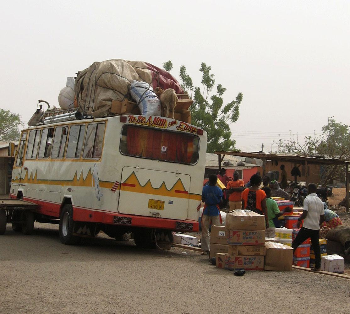 Bolgatanga Reisebus